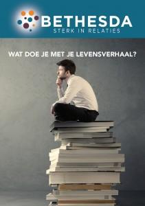 Cover brochure Wat doe je met je levensverhaal