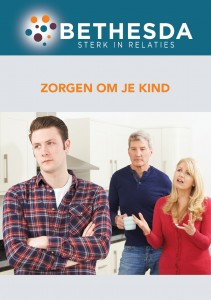 Cover brochure Zorgen om je kind